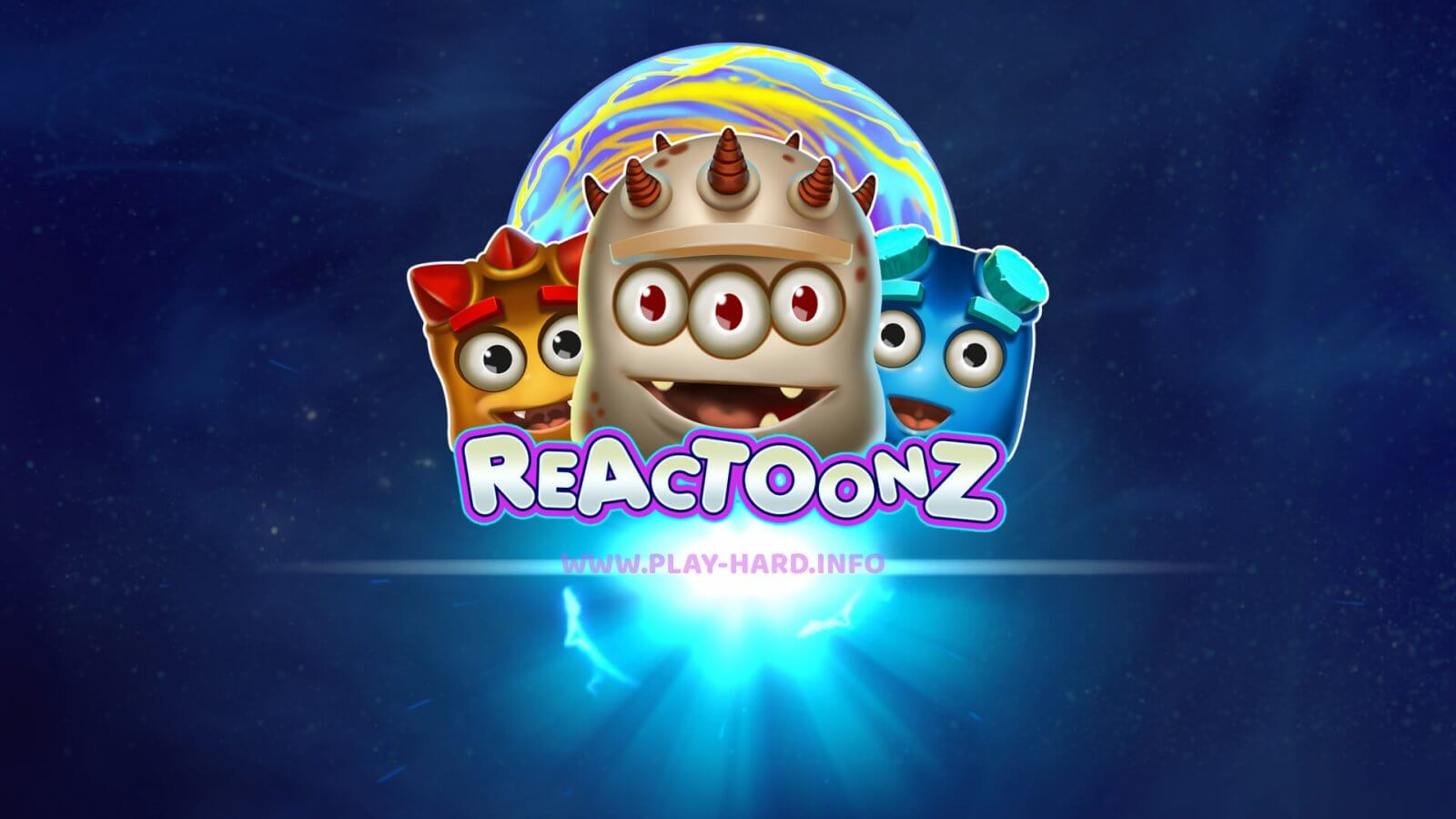 Reactoonz (Play'n GO)