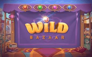 Wild Bazaar NETENT