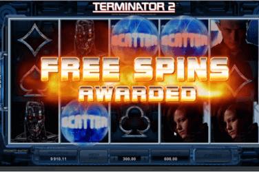 HOT MODE в слоте Terminator 2