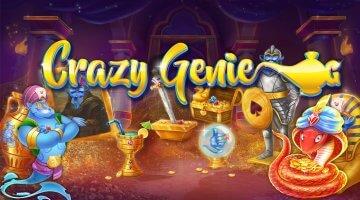 Crazy Genie обзор онлайн слота
