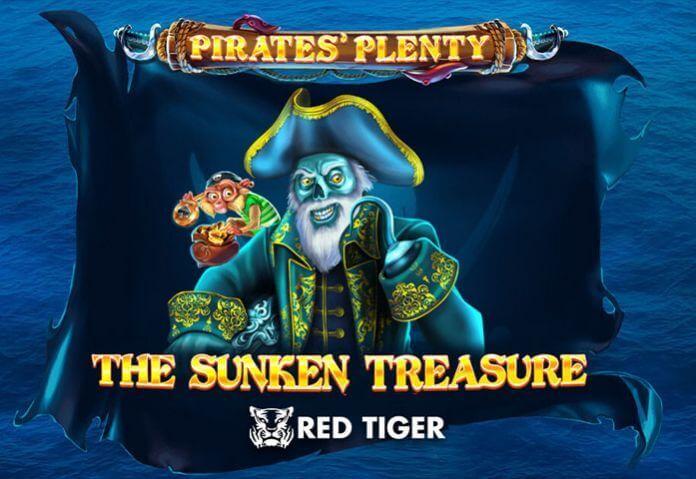Red Tiger предложила отправиться на поиск пиратских сокровищ