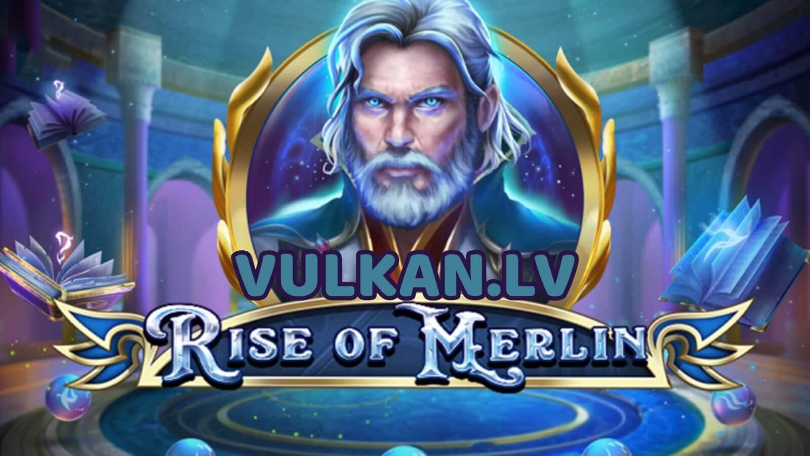 Rise of Merlin(Play'n GO)